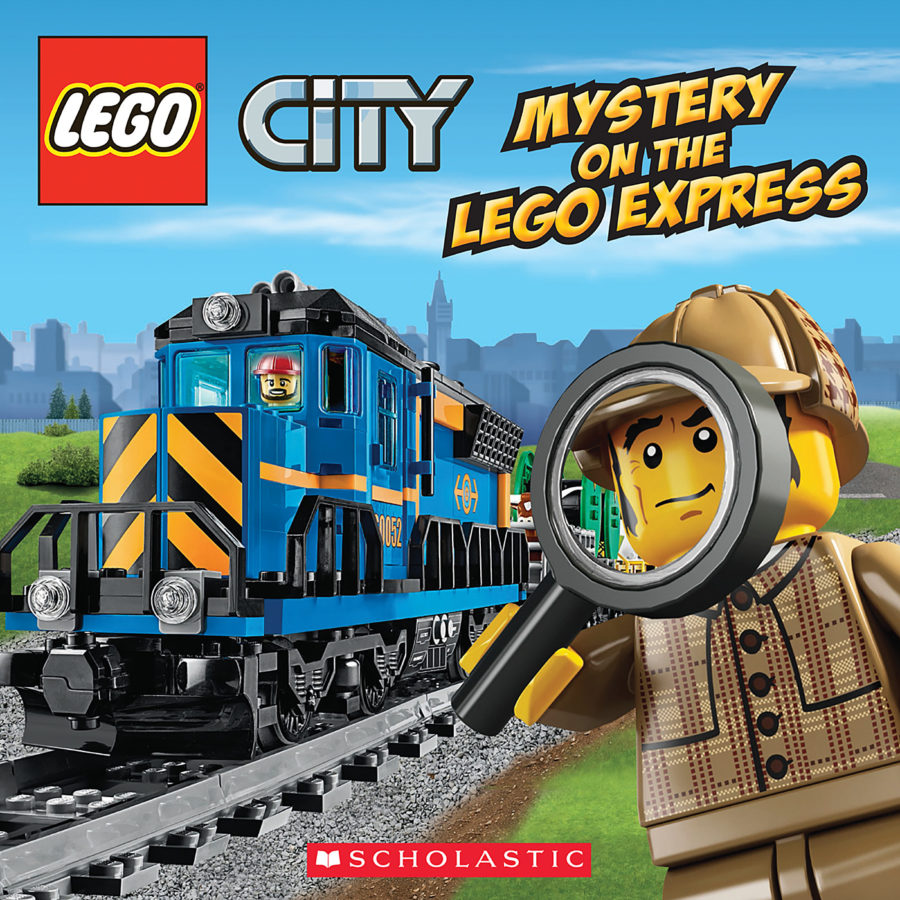 Trey King - Mystery on the LEGO Express