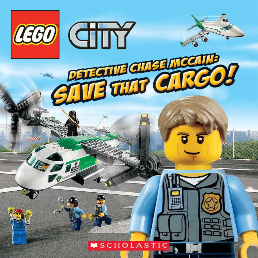Trey King - Detective Chase McCain: Save that Cargo!