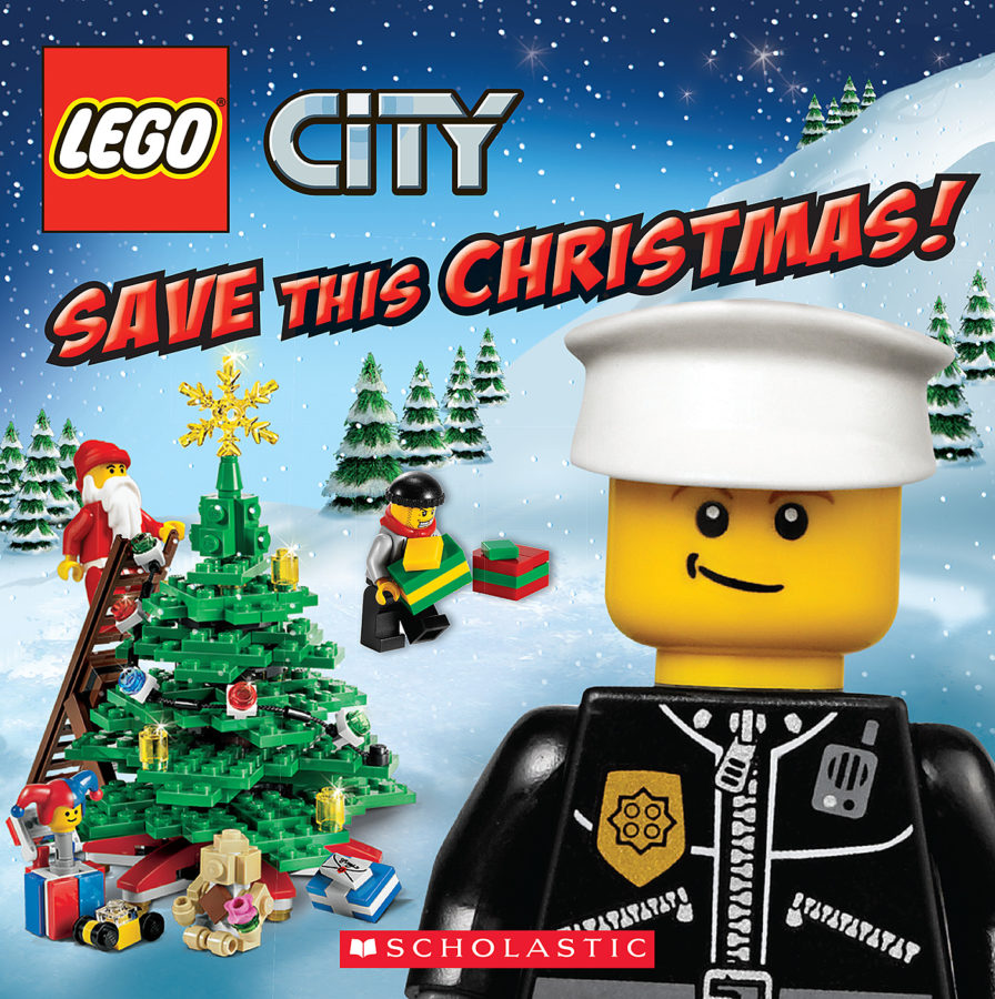 Rebecca McCarthy - LEGO City: Save This Christmas!