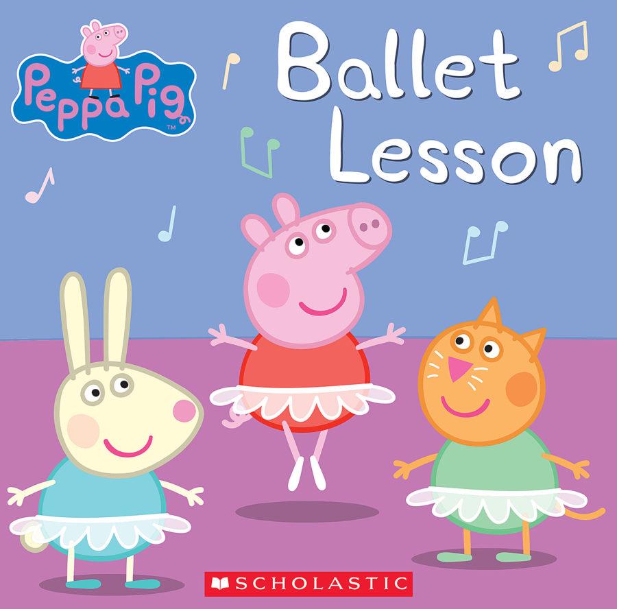Elizabeth Schaefer - Ballet Lesson