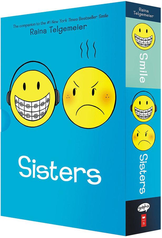 Raina Telgemeier - Smile/Sisters Boxset