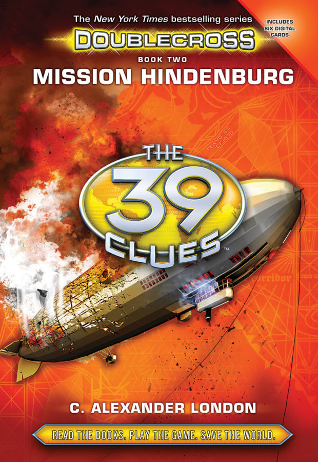 C. Alexander London - Mission Hindenburg