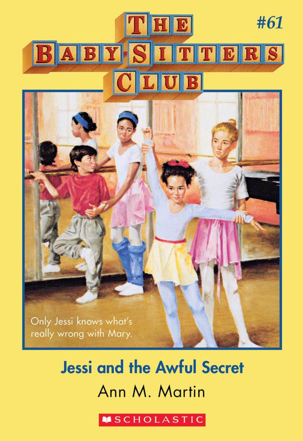 Ann M. Martin - Jessi and the Awful Secret