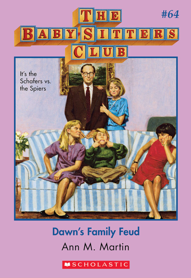 Ann M. Martin - Dawn's Family Feud