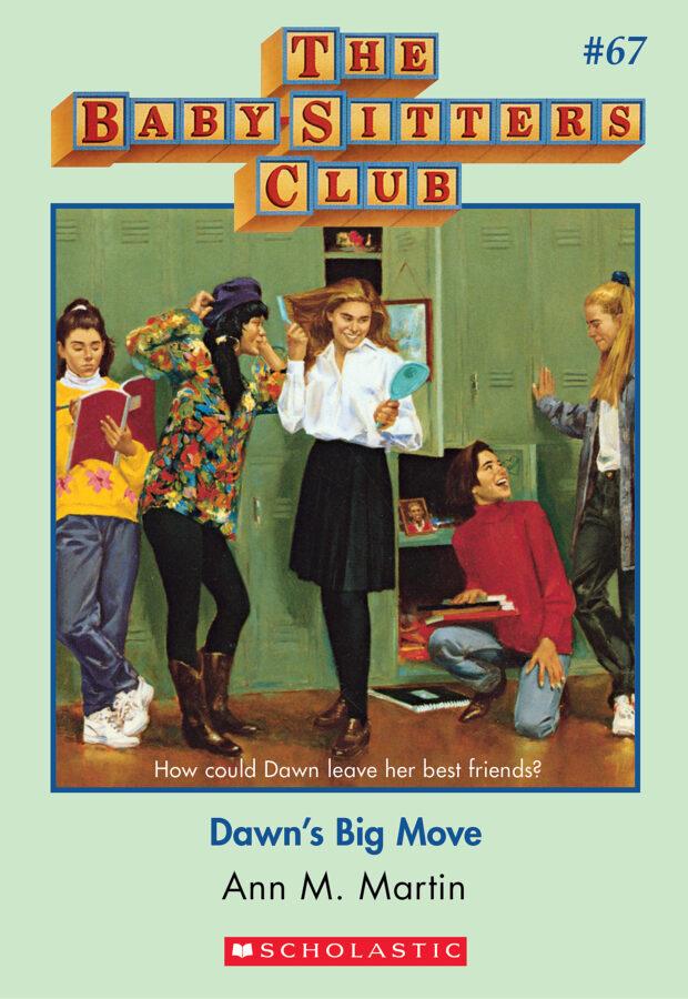 Ann M. Martin - Dawn's Big Move