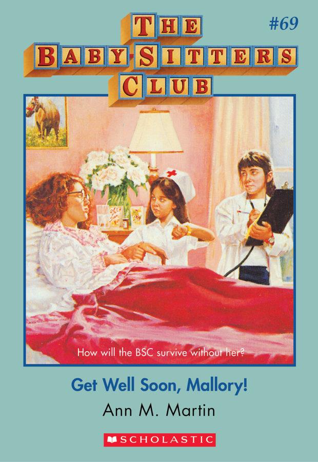 Ann M. Martin - Get Well Soon Mallory