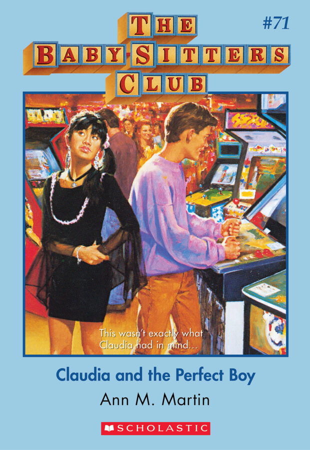 Ann M. Martin - Claudia and the Perfect Boy