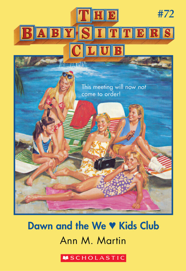 Ann M. Martin - Dawn and the We Love Kids Club