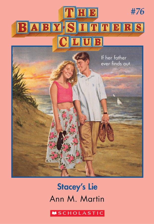Ann M. Martin - BSC #76: Stacey's Lie