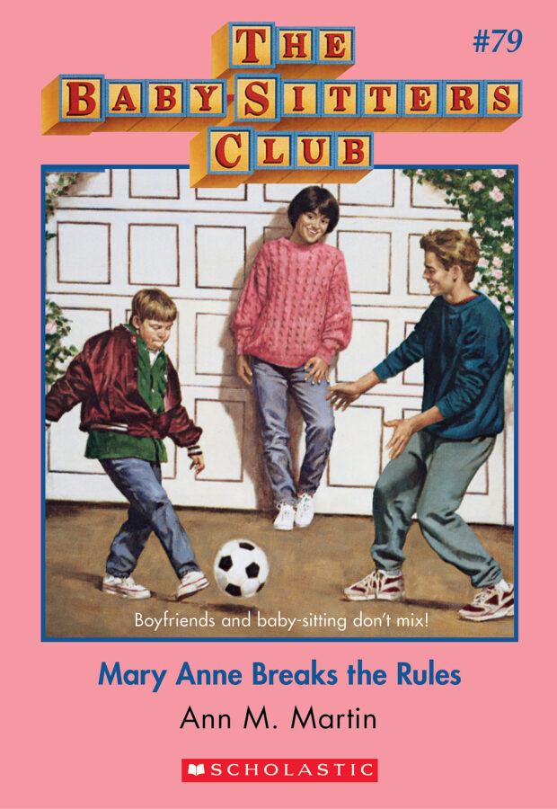 Ann M. Martin - Mary Anne Breaks the Rules