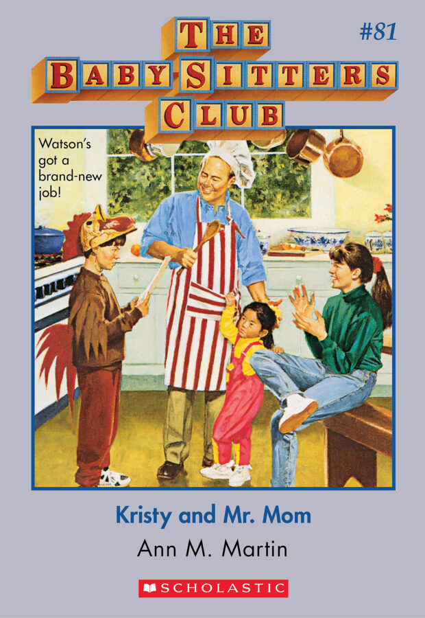 Ann M. Martin - Kristy and Mr. Mom