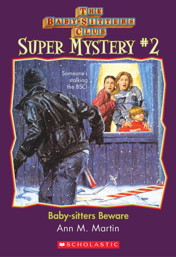 Ann M. Martin - BSC SM #02: Baby-Sitters Beware