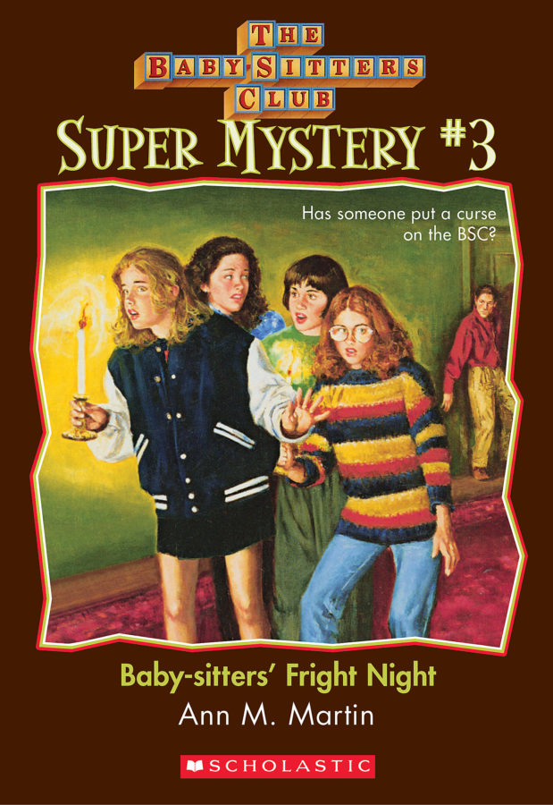 Ann M. Martin - Baby-Sitters' Fright Night
