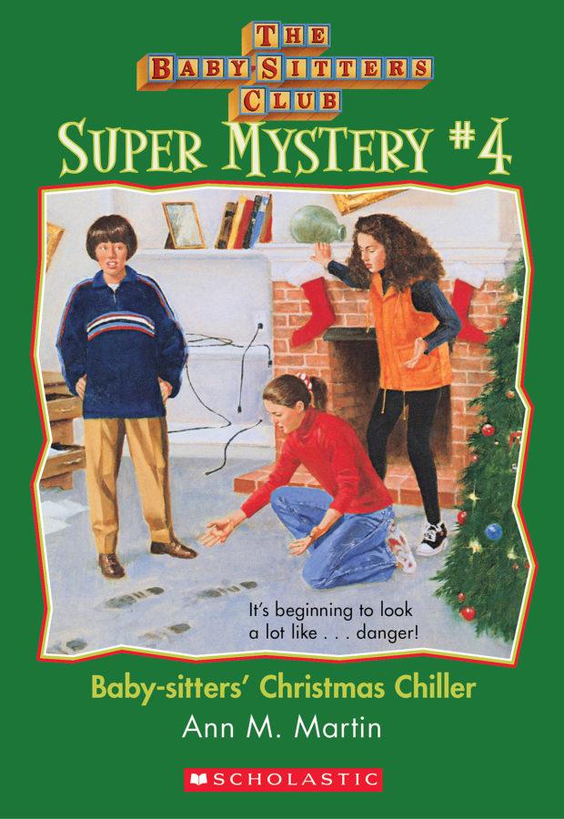 Ann M. Martin - BSC SM #04: Christmas Chiller