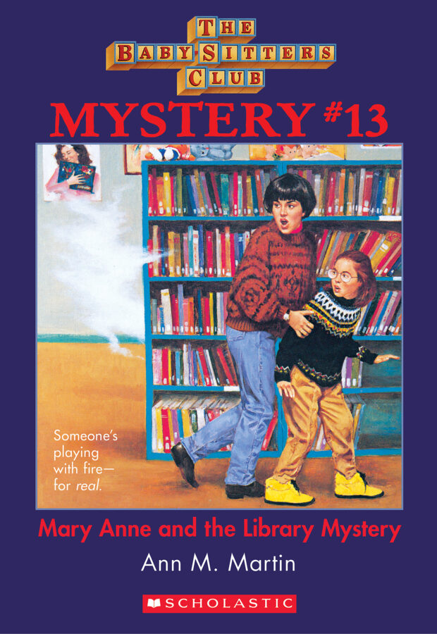 Ann M. Martin - Mary Anne and the Library Mystery
