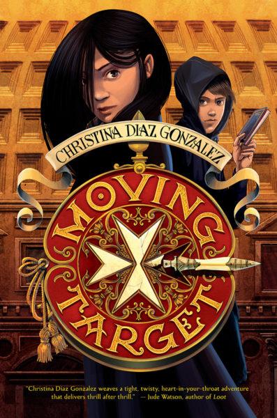 Christina Diaz Gonzalez - Moving Target