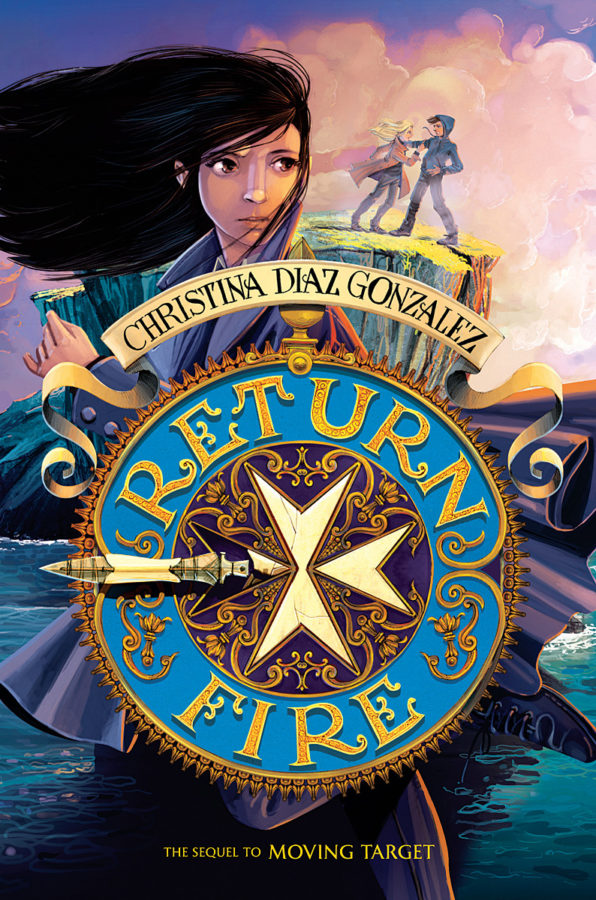 Christina Diaz Gonzalez - Return Fire