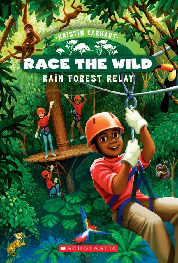 Kristin Earhart - Race the Wild #1: Rain Forest Relay