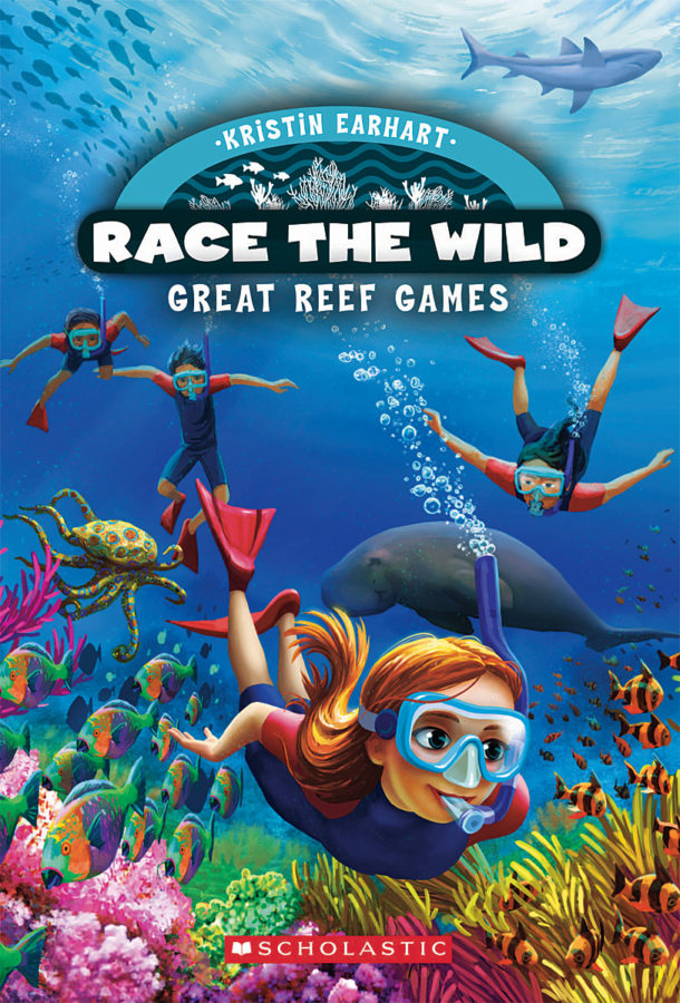 Kristin Earhart - Great Reef Games