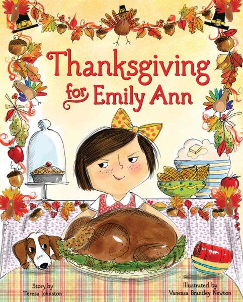 Teresa Johnston - Thanksgiving for Emily Ann