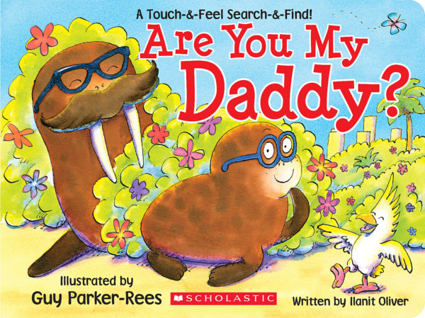 Ilanit Oliver - Are You My Daddy?