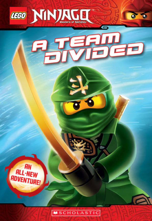 Tracey West - LEGO NINJAGO: A Team Divided (Chapter Book #6)