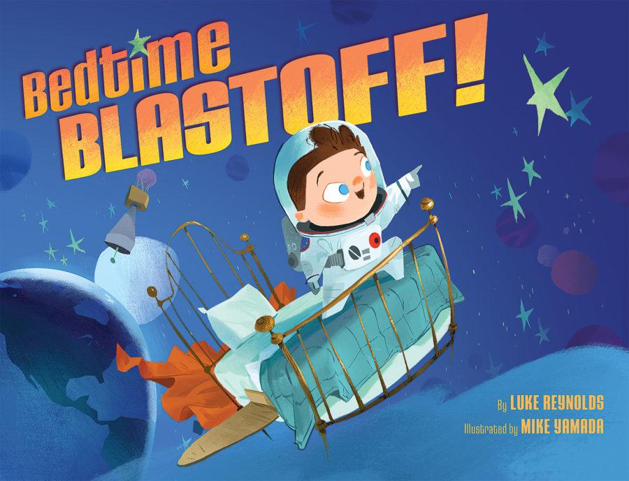 Luke Reynolds - Bedtime Blastoff!