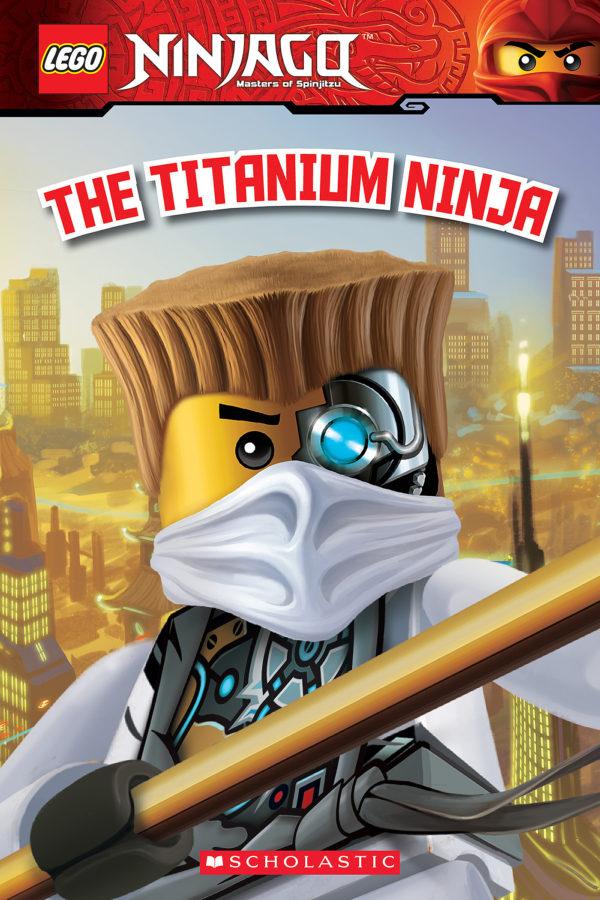 Kate Howard - The Titanium Ninja