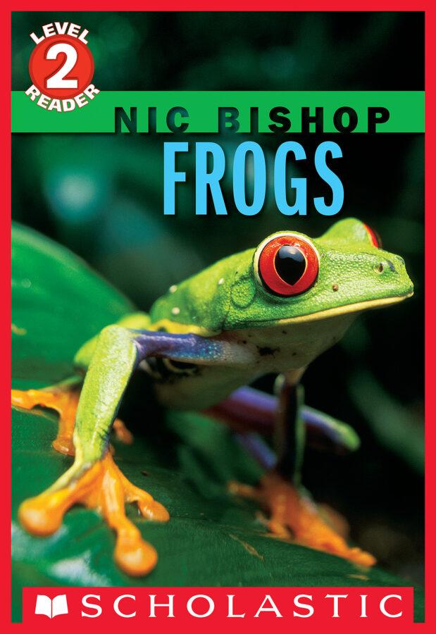 Nic Bishop - Frogs