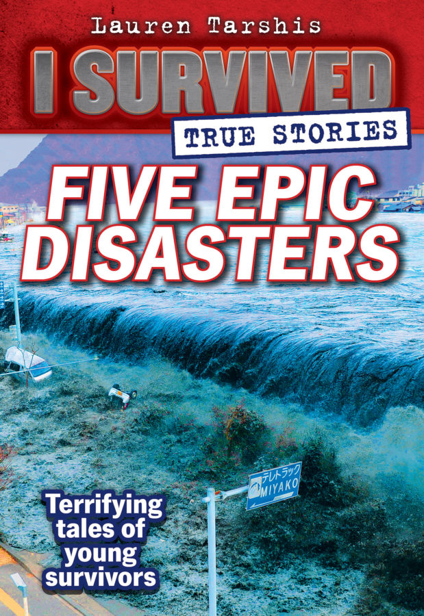 Lauren Tarshis - Five Epic Disasters