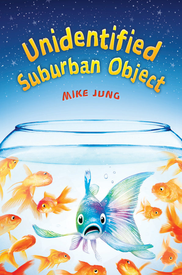 Mike Jung - Unidentified Suburban Object