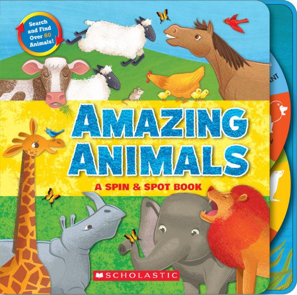 Liza Charlesworth - Amazing Animals
