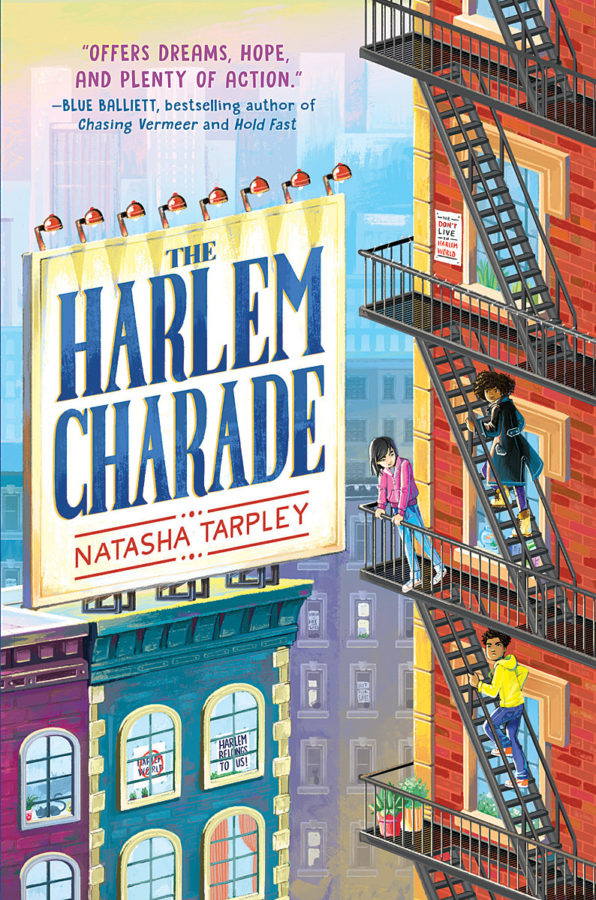 Natasha Tarpley - Harlem Charade, The