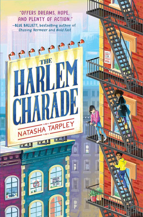 Natasha Tarpley - The Harlem Charade