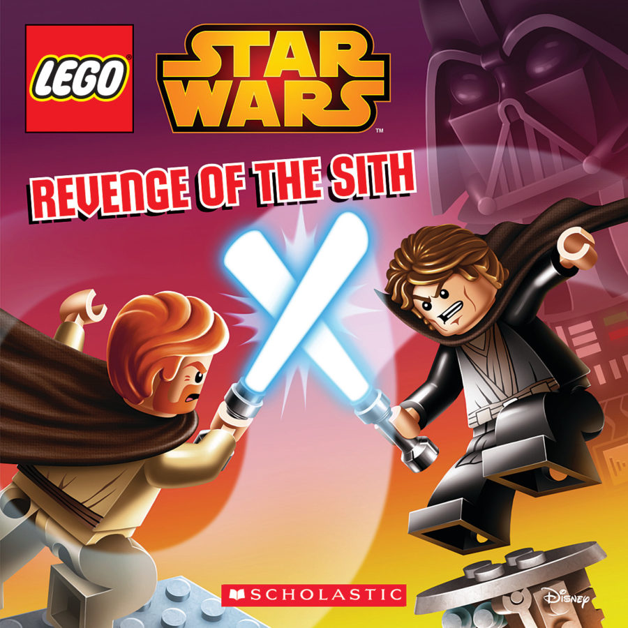 Ace Landers - LEGO Star Wars: Revenge of the Sith (Episode 3 - 8x8)