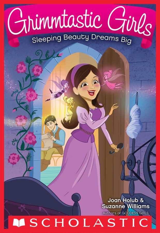 Joan Holub - Sleeping Beauty Dreams Big