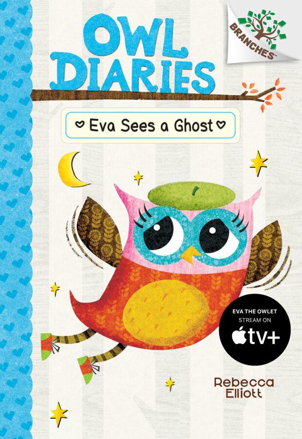 Rebecca Elliott - Eva Sees a Ghost