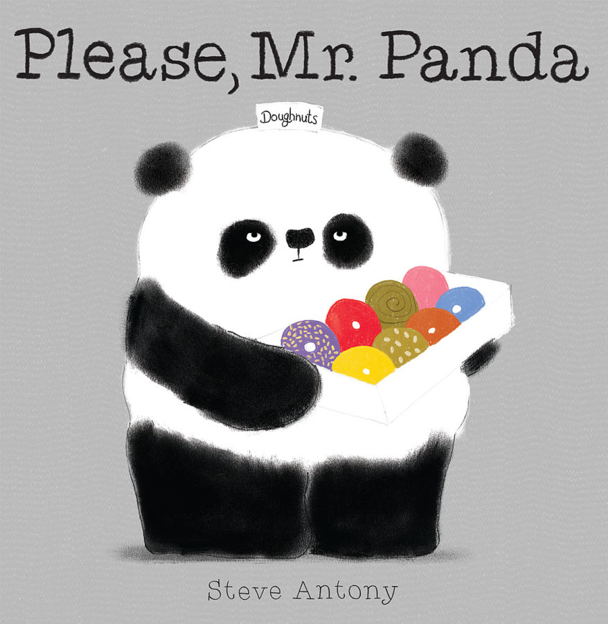 Steve Antony - Please, Mr. Panda