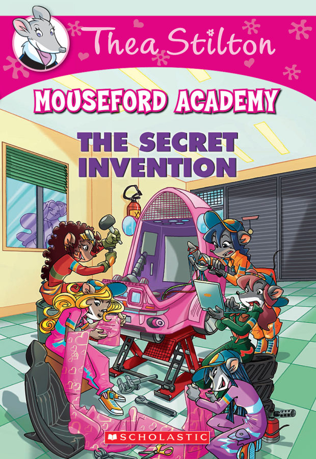 Thea Stilton - The Secret Invention