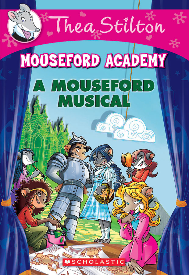 Thea Stilton - A Mouseford Musical