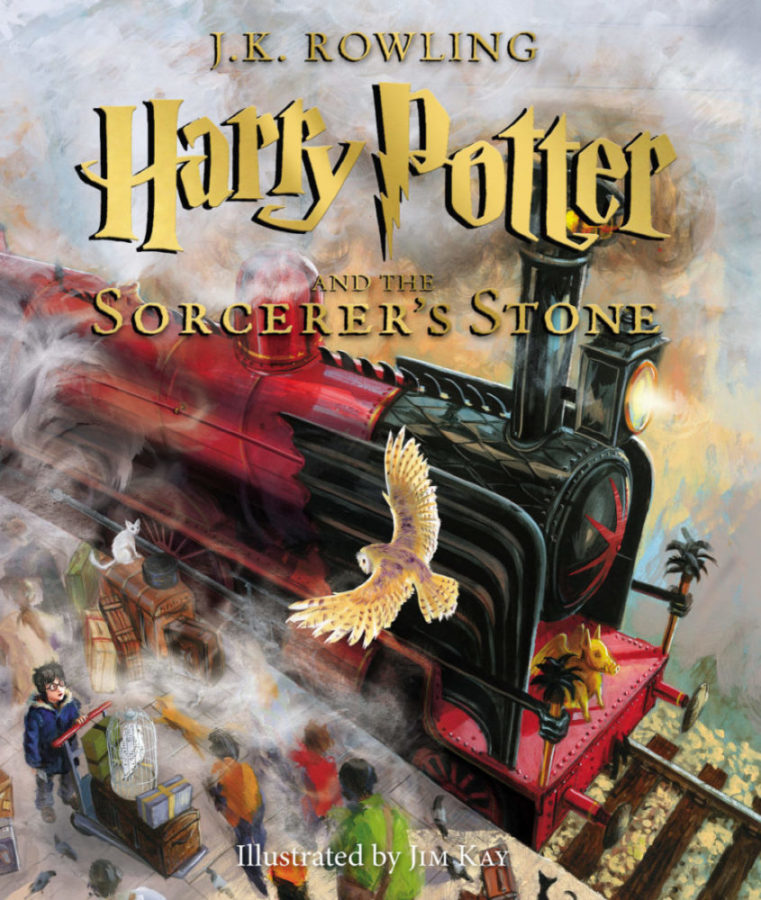 J. K. Rowling - Harry Potter and the Sorcerer's Stone: The Illustrated Edition