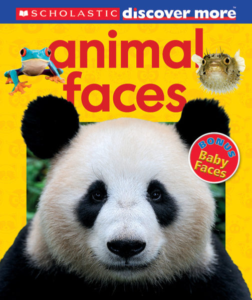 Penelope Arlon - Animal Faces