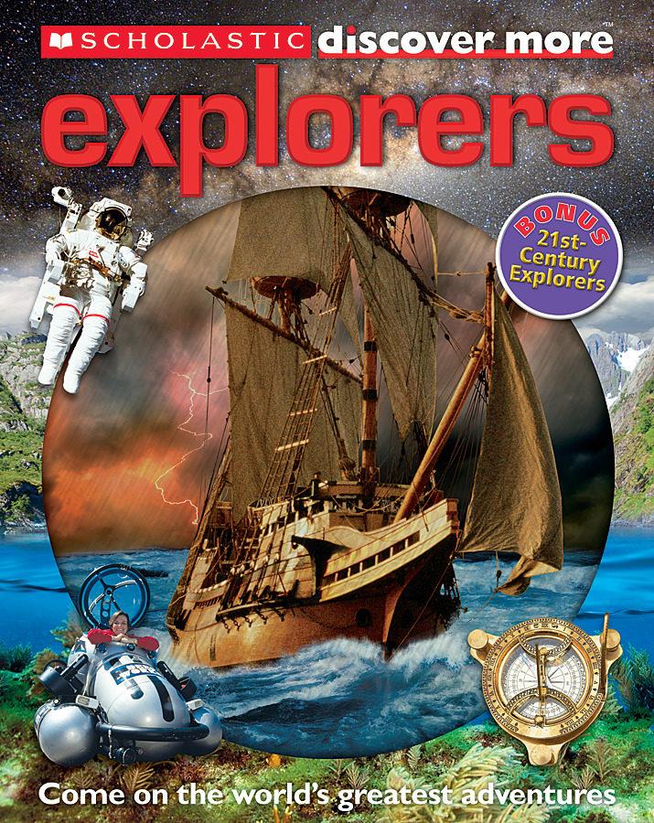 Penelope Arlon - Explorers