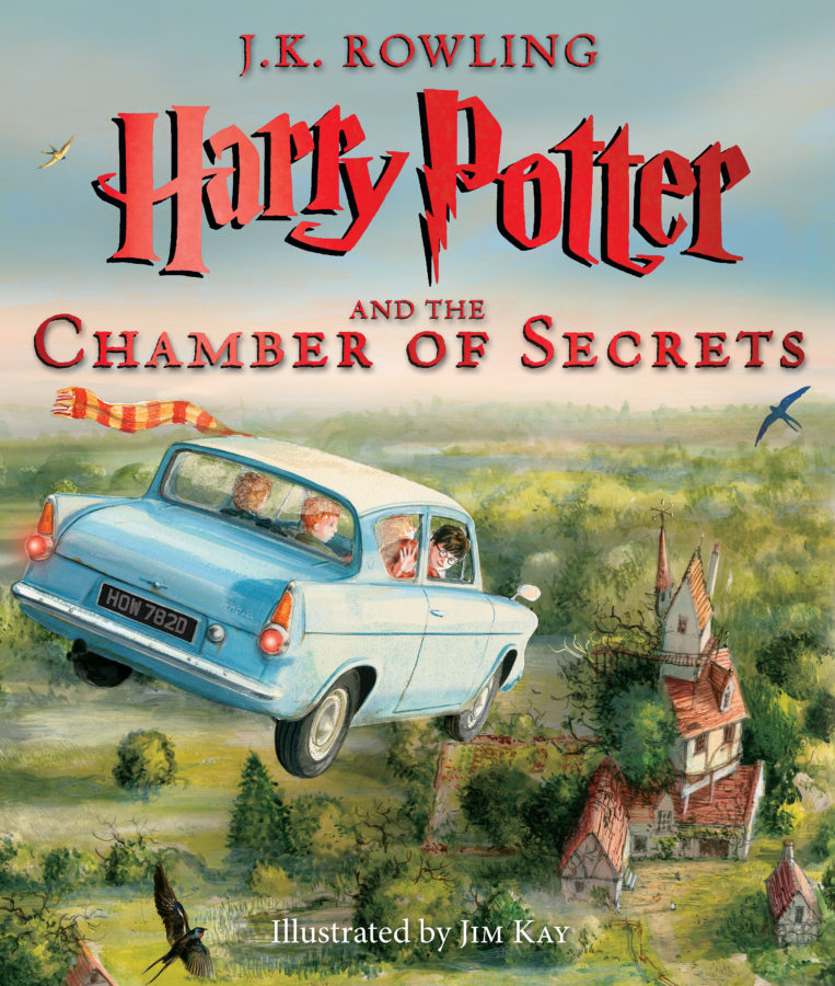 J. K. Rowling - Harry Potter and the Chamber of Secrets: The Illustrated Edition