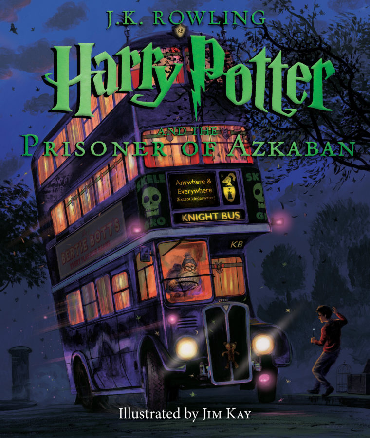 J. K. Rowling - Harry Potter and the Prisoner of Azkaban Illustrated Edition