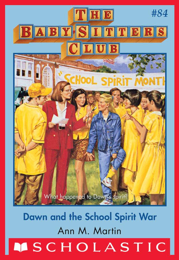 Ann M. Martin - Dawn and the School Spirit War