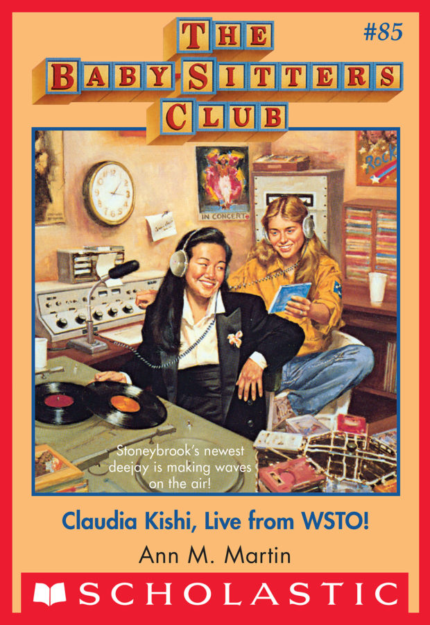 Ann M. Martin - Claudia Kishi, Live from WSTO!