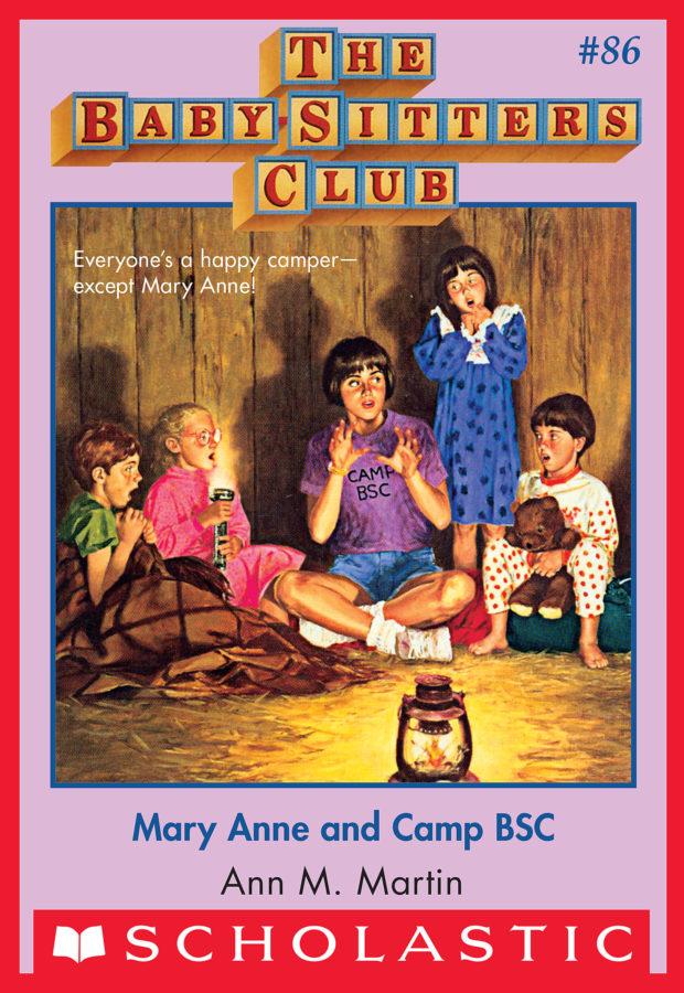 Ann M. Martin - Mary Anne and Camp BSC