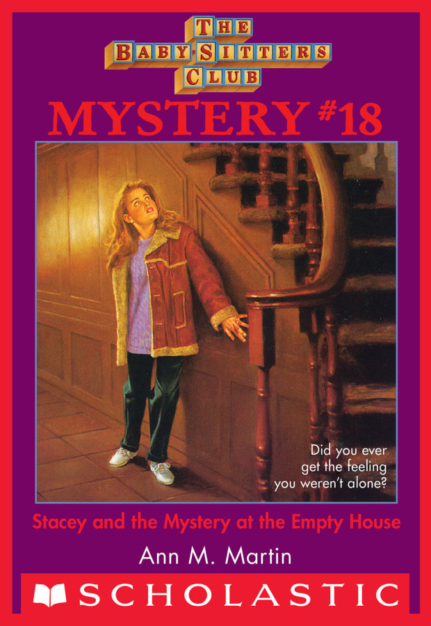 Ann M. Martin - Stacey and the Mystery of the Empty House