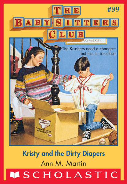 Ann M. Martin - Kristy and the Dirty Diapers